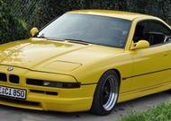 Istorija: BMW Serije 8