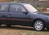 Istorija: Peugeot 205