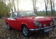 [OLDTAJMER] Fiat 850 Sport Coupé - šmeker u malom pakovanju