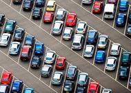 Automobilski borci za parking mesto