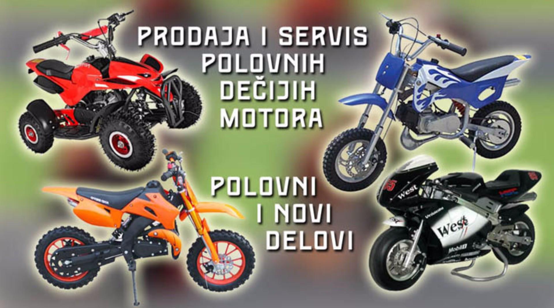 Pocket Bike Ivan Auto Plac Platičevo Polovni Automobili